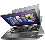 Lenovo ThinkPad Yoga 15 - Ordenador portátil (Híbrido (2-en-1), ThinkPad UltraNav, Windows 8.1 Pro , Polímero de litio, 64-bit, Negro)