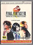 Final Fantasy VIII Official Strategy Guide (Best Buy Exclusive) [Taschenbuch]... - Brady Games - 01/01/1999