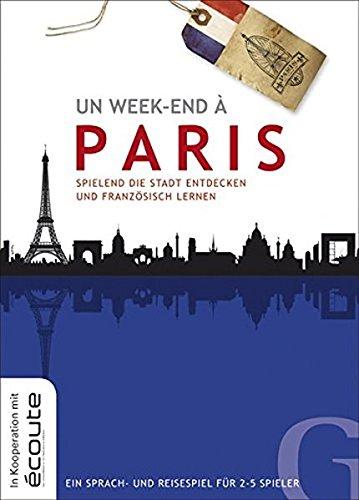 Grubbe Media 93179 - Un week-end a Paris