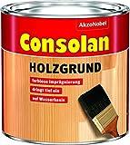 Consolan Holzgrund farblos (2,5 l)