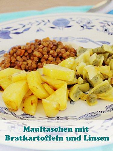 Clip: Maultaschen mit Bratkartoffeln und Linsen Rezept