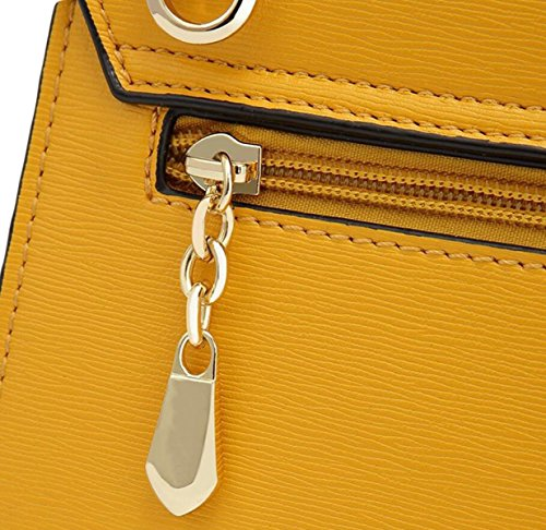 Piccola Piazza Pacchetti Pacchetto Di Estate Della Spalla Del Pacchetto Del Telefono Borsa Tracolla Messenger Bag Black
