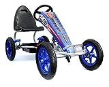 Joy 4Kids Kinder Pedal Go-Kart, Rutscher Auto, Pedal Go Cart, Gummi Air aufblasbare Reifen 5–12Jahre