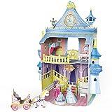 CubicFun Puzzle 3D Kids Puzzle Doll House Kits Lovely Fairytale Princess Castle Kids House Regalo per Ragazze, 81 Pezzi