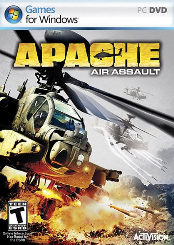 Apache Air Assault (PC) (DVD) [Import UK] (Uk Air)