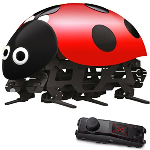 RC eléctrico Bionic Smart siete–Juguete Star diseño de mariquita, mamum mariquita juguete RC coches vehículos Radio Control Coche de carreras de alta velocidad camiones