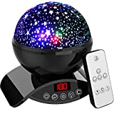 Best Baby Projectors - Aisuo Night Lights, Star Projector with Timer, 7 Review