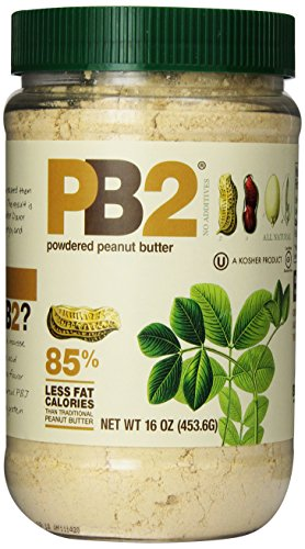 2g Protein (Bell Plantation PB2 Peanut Butter (Powdered) Original, 1er Pack (1 x 454 g))