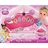 My First Disney Princess Royal Story Time Musical Bed by Disney