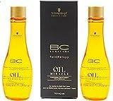 Schwarzkopf BC Bonacure Oil Miracle Arganöl Finishing Treatment Haarkur, 100 ml