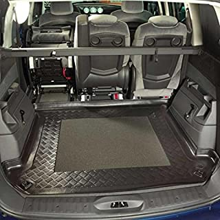 Kofferraumwanne mit Anti-Rutsch passend für Citroen C8 Van 2002- 118cm x 136cm