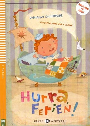 Hurra, Ferien! - Book + DVD-Rom by Dominique Guillemant (2013-06-01)