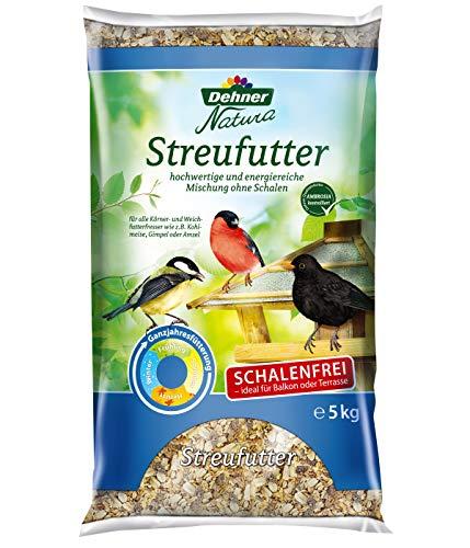 Dehner Natura Sac de mélange de graines pelées 5 kg