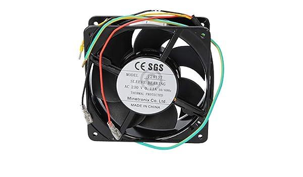 Gebläsemotor Ventilatormotor SGS Model124137 Bügeltisch ORIGINAL Bosch 00673300