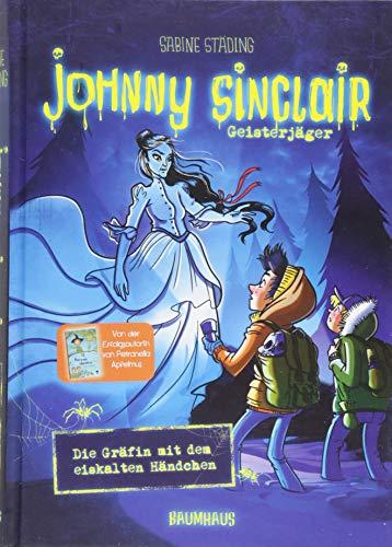 Johnny Sinclair - Die Gräfin mit dem eiskalten Händchen: Band 3 (Computer Sinclair)