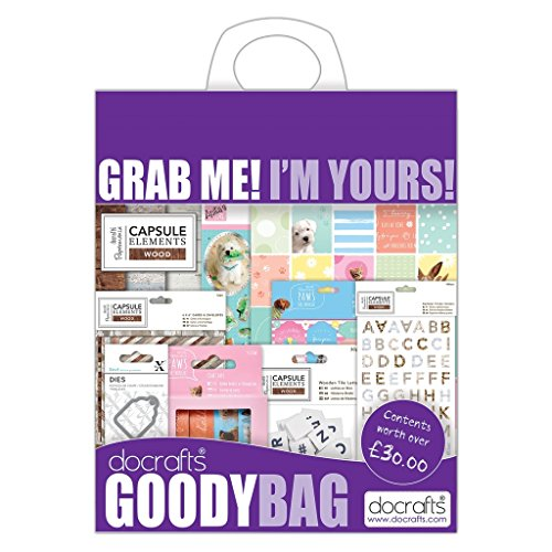 docrafts-elements-wood-and-paws-for-thought-goody-craft-bag-collection
