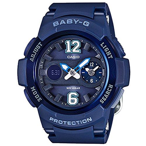 Casio Damas Watch Baby-G Standard Cuarzo: Batería Japan Reloj (Modelo de Asia) BGA-210-2B2