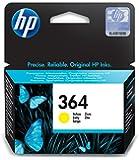 HP 364 Cartouche d'encre Jaune