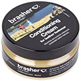 Brasher Conditioning Cream Walking Boot Shoe Polish Neutral 100ML