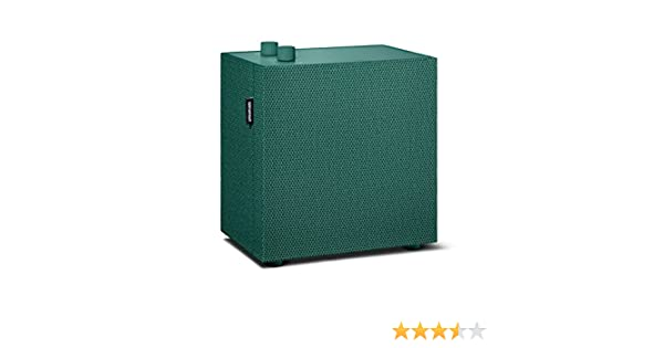 Plant Green Urbanears Lotsen Multi-Room Wireless and Bluetooth Connected Speaker 04092152