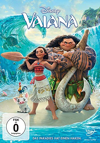 Vaiana (Freunde-box-set Dvd)