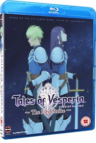 Tales Of Vesperia: The First Strike Blu-Ray/Dvd Double Play [Edizione: Regno Unito] [Import italien]