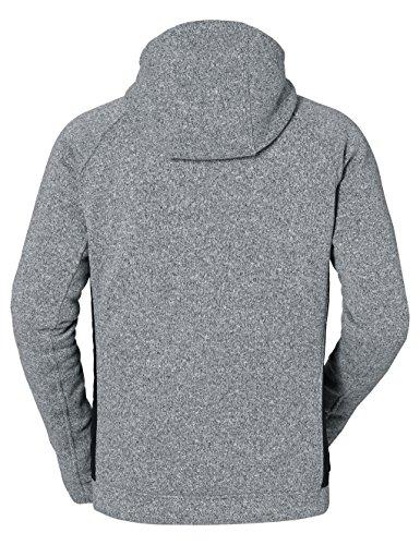 VAUDE Herren Jacke Rienza padded Jacket grey-Melange