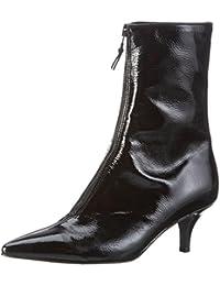 Amazon.co.uk: Kitten Heel - Boots / Women's Shoes: Shoes & Bags