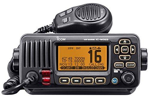 VHF Fixe ICOM IC-M323G Noire
