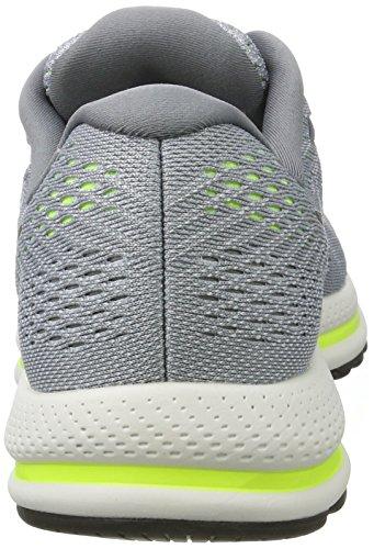 Nike Air Zoom Vomero 12, Scarpe da Corsa Uomo Grigio (Wolf Grey/cool Grey/pure Platinum/black)