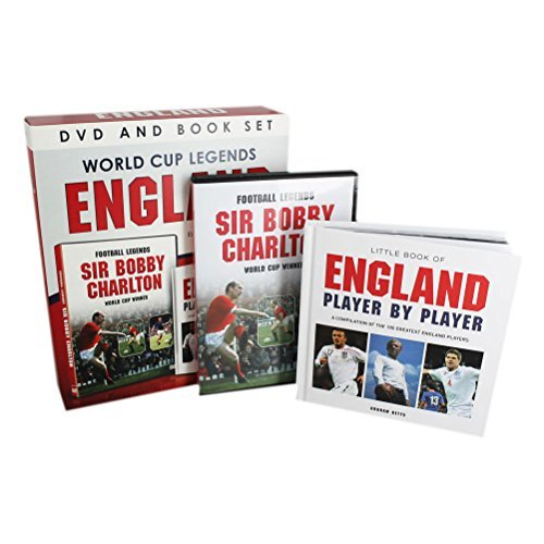 World Cup Legends England by Graham Betts (2014-05-12) -