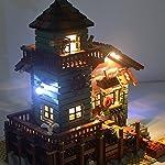 Lightailing-Set-di-Luci-per-Vecchio-Negozio-dei-Pescatori-Modello-da-costruire-Kit-luce-led-compatibile-con-Lego-21310-NON-incluso-nel-modello