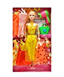 #3: Beautiful Baby Doll with Accessories