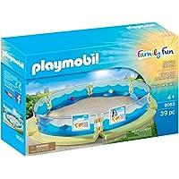 Playmobil 9063 Family Fun Aquarium Enclosure