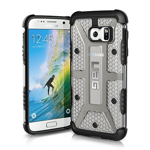 UAG Samsung Galaxy S7 [5.1-inch screen] Feather-Light Composite [ICE] Military Drop Tested Phone Case  available at amazon for Rs.1990