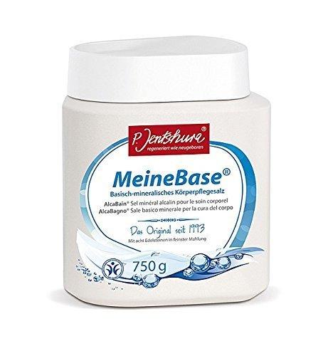 Jentschura: Basisches Badesalz - Meine Base 750g