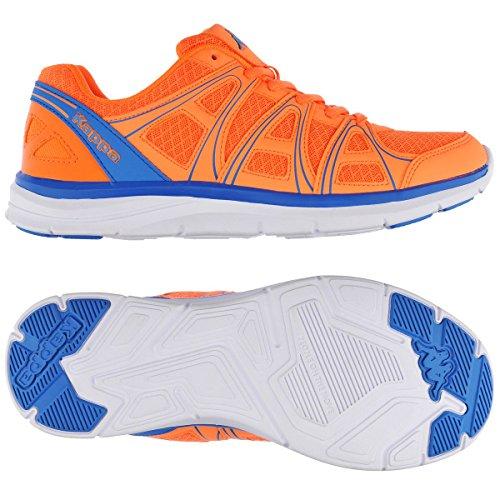 Sport Shoes - Kappa4training Ulaker 2 ORANGE-BLUE