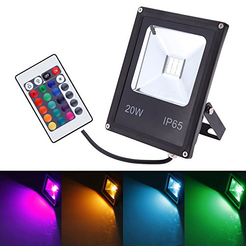 glw-remote-control-20w-rgb-led-flood-lightoutdoor-waterproof-security-colour-changing-light16-colour