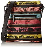 Little MarcelLiann - Borsa a tracolla Donna , multicolore (Multicolore (Raye)), 6x26x23 cm (W x H x L) - Little Marcel - amazon.it