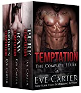 Temptation - Complete Series Box Set: Bad Boy MMA Romance
