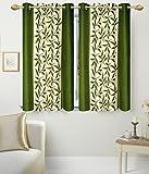 Decor Vatika Eyelet polyester Window cur...