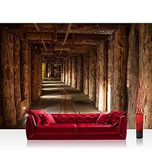 Vlies fototapete 350x245 cm premium plus wand foto tapete for Fototapete bei amazon
