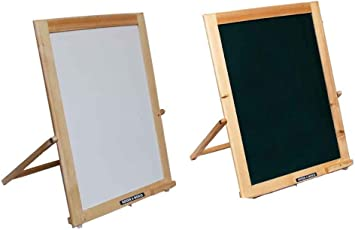 Roger & Moris Double Sided Board Easel (19 inch height)