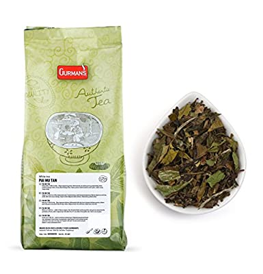 Gurman's Pai Mu Tan (Bai Mudan) Thé Blanc 250 g