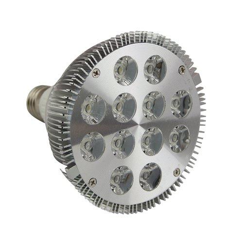Sostenedor de la lámpara: E27Voltaje de entrada: AC100-130VConsumo de energía: 12WCantidad de LED: 12Fuente de luz LED: 1WColores claros: blanco cálido.Temperatura de color: blanco cálido 2800K-3200KLumen: 1100 lúmenesÁngulo de haz: 60Material de la ...