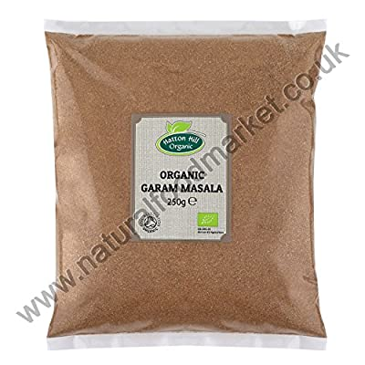 Organic Garam Masala 250g by Hatton Hill Organic - Certified Organic from Hatton Hill Organic