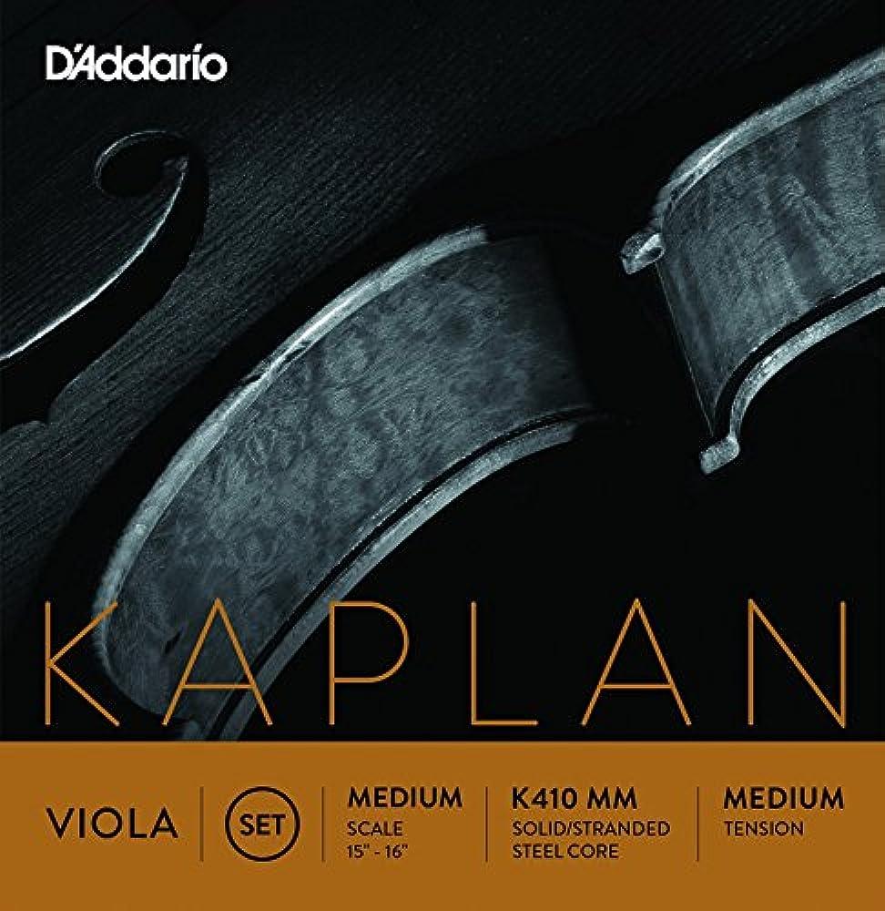 D`Addario Kaplan Viola Saiten Satz Medium Scale Medium Tension