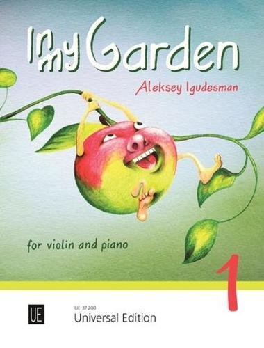 In my garden 1 --- Violoon et Piano par Igudesman Aleskey