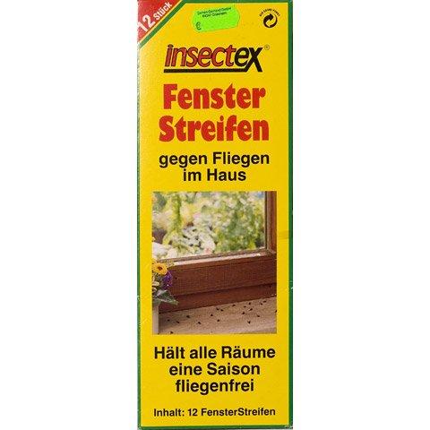 Fliegen-Fensterstreifen Insectex