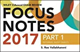 #10: Wiley CIAexcel Exam Review Focus Notes 2017, Part 1: Internal Audit Basics (Wiley CIA Exam Review Series)